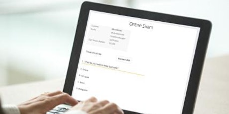 ServSafe Food Manager Online Class & Online Examination - Completely Online tickets