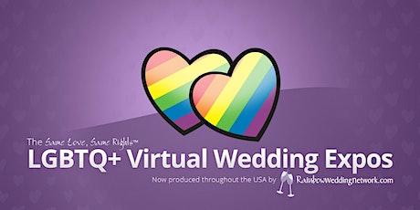 San Antonio 6th annual Live Virtual LGBTQ+ Wedding Expo tickets
