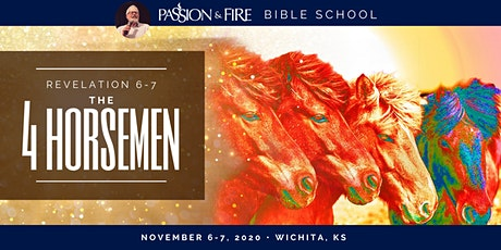 P&F Bible School - Revelation: The 4 Horsemen tickets