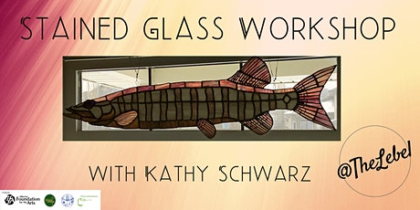 Two Day Stained Glass Workshop with Kathy Schwarz October tickets