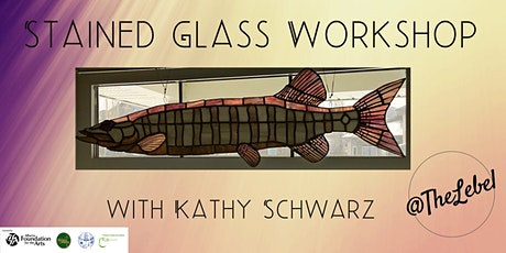 Two Day Stained Glass Workshop with Kathy Schwarz November tickets