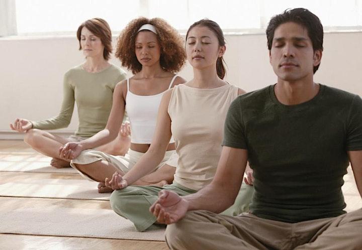 Mindful Meditation Classes image