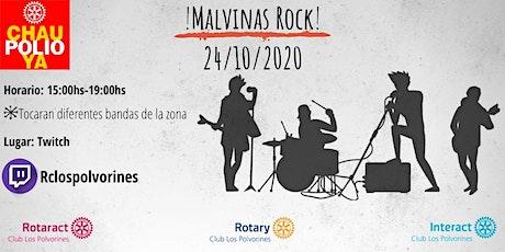 Malvinas Rock (Festival por la Polio) entradas