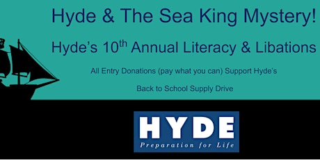Hyde's Sea King Mystery tickets