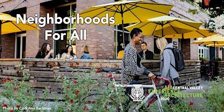 Neighborhoods for All tickets