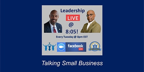 Leadership LIVE @ 805! - Talking Small Business tickets