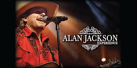 Alan Jackson Experience billets