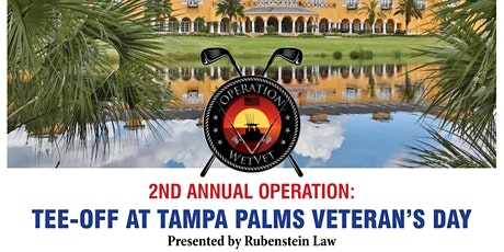 Operation Tee-Off at Tampa Palms Charity Golf Tournament tickets