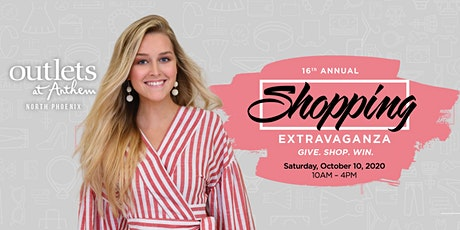 Shopping Extravaganza 2020 tickets