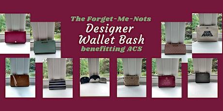Designer Wallet Bash benefitting American Cancer Society tickets
