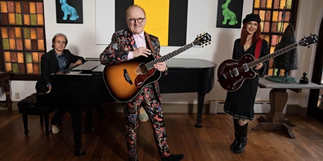 Peter Asher: A Musical Memoir of the 60s and Beyond tickets