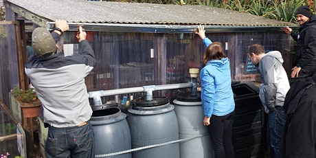 Online workshop! FREE! Rainwater Harvesting tickets
