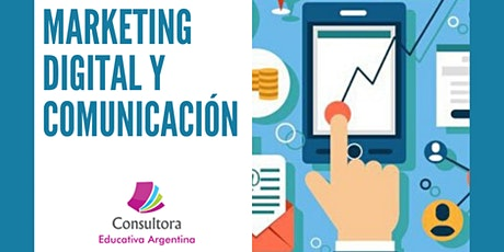 CURSO ONLINE MARKETING DIGITAL Y COMUNICACIÓN entradas