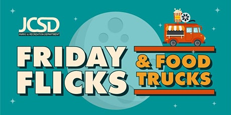 Friday Flicks and Food Trucks - Featuring Jurassic Park tickets