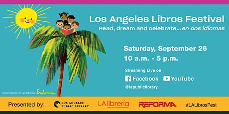 Los Angeles Libros Festival tickets
