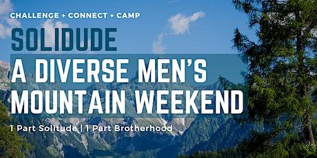SoliDude, A Diverse Men's Weekend, Blue Ridge Mountains, West Virginia, TBD tickets