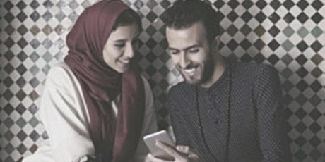 Online Single Muslims Speed Dating (Ages 40-55) tickets