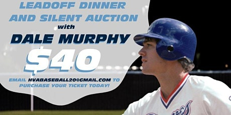 An Evening with Dale Murphy tickets