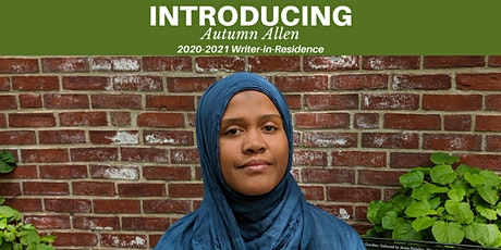 Writer-in-Residence Virtual  Reading 2020 tickets