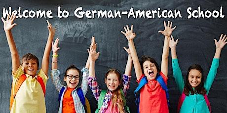 Learn German K-10th Grade tickets