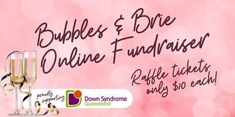 Bubbles & Brie Online Fundraiser tickets