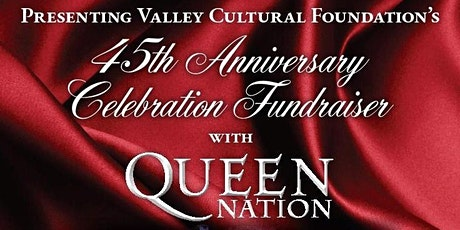 45th Anniversary Fundraiser Concert with Queen Nation tickets