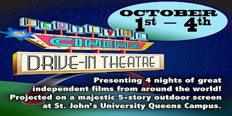 The Festival of Cinema Drive-In Theatre Film Festival. [Opening Night] tickets