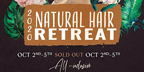 2020 Natural Hair Retreat®️ tickets