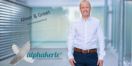 """alphakerle Meet & Greet - """"PRÄSENZ"""" Tickets"""