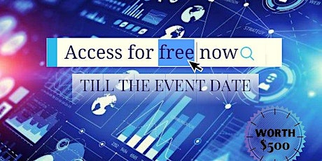 Increase your sales with a FREE SALES AUTOMATION & AI TOOL TRAINING TICKET tickets