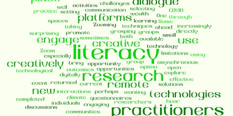 Zooming ahead creatively: enhancing literacy practice and research tickets