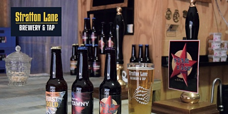 Behind the scenes at Stratton Lane Brewery tickets