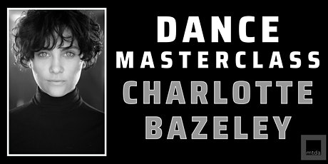 Heels and Commercial Dance Masterclass with Charlotte Bazeley tickets
