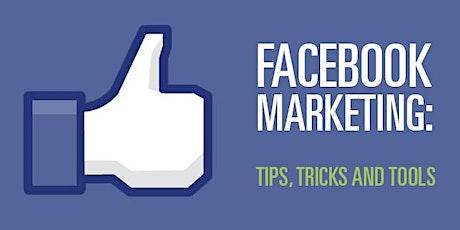 Facebook Marketing: Tips, Tricks & Tools in 2020 [Free Webinar] tickets