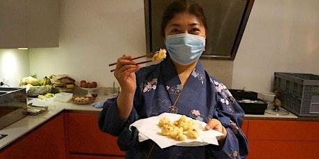 Atelier cuisine japonaise traditionnelle (masterclass enligne) billets