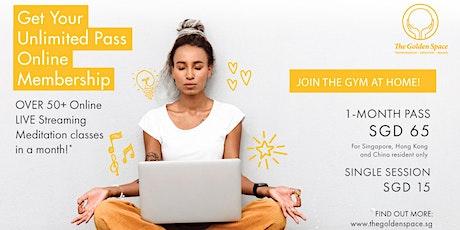 Yoga - Work Stress? Let's stretch! tickets