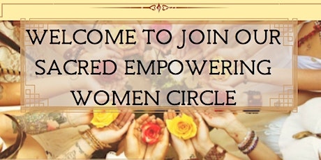 Sacred empowering women's circle in Birmingham tickets