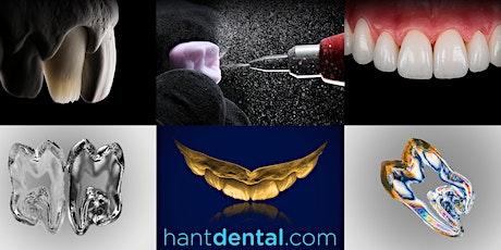 Online Dental Photography course by Szabi Hant MDT - 2 half-days tickets
