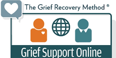 Find out more....Grief Recovery Method Online 1:1 Programme tickets