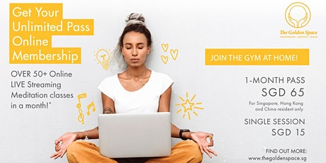 Keep Calm Wednesday Meditation tickets