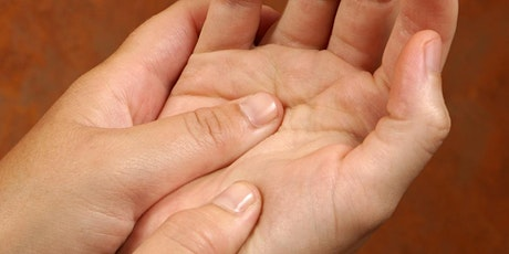Hand Reflexology tickets