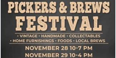 Share Tampa Event PICKERS n' BREWS FESTIVAL ! tickets