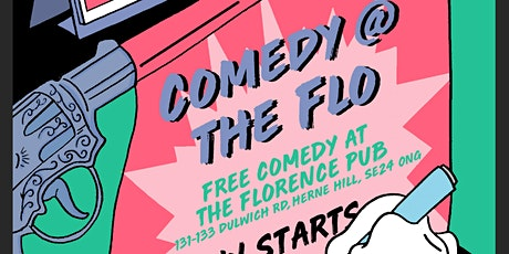 Comedy at the Flo tickets