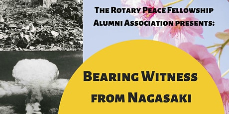 Bearing Witness From Nagasaki tickets