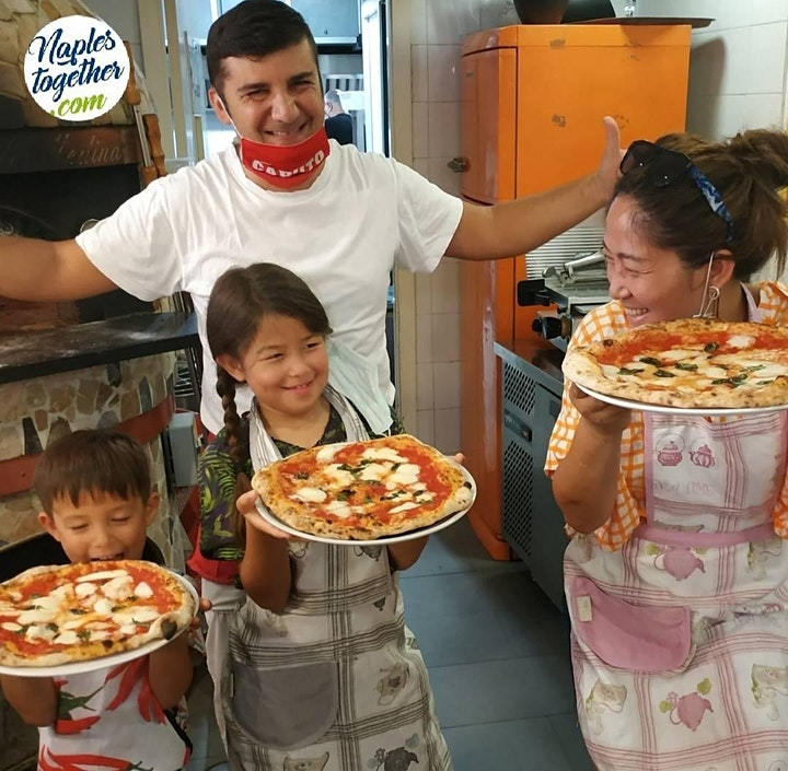 Full Pizza Making Experience in Naples! image