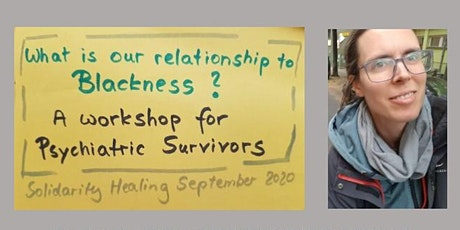 A Workshop for Psychiatric Survivors With Johanna Rothe tickets