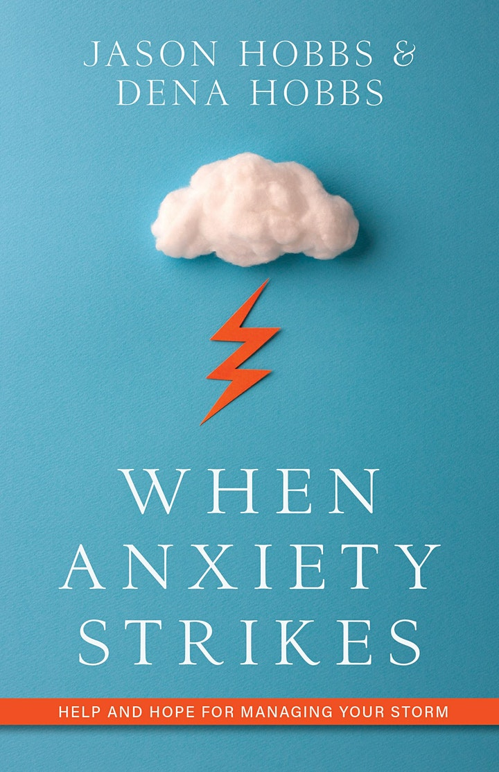 Mini-workshop on Managing Anxiety with authors of When Anxiety Strikes image