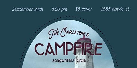 The Carleton's Campfire Songwriters Circle 4 Tickets tickets