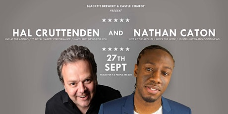 Comedy Night with Hal Cruttenden and Nathan Caton tickets