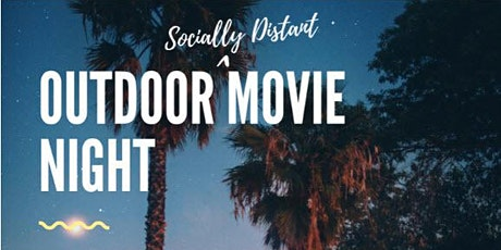 Outdoor Socially Distant Movie Night! tickets